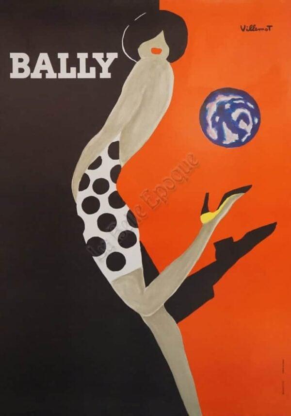 Bally Globe
