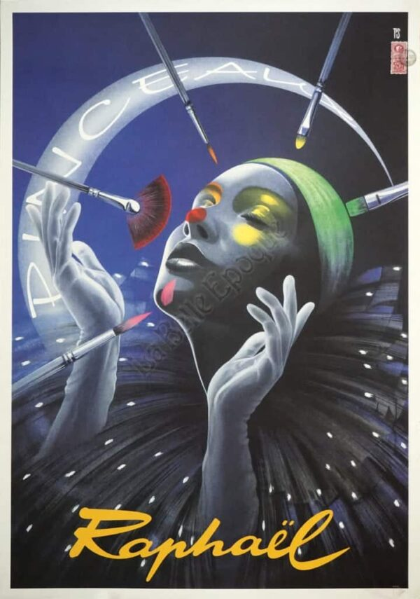 Raphael Vintage Posters