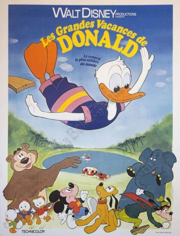 Les Grandes Vacances de Donald