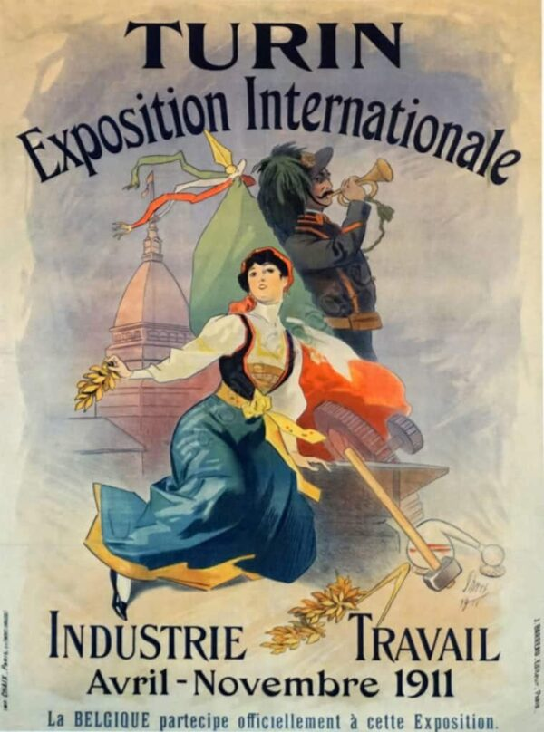 Turin Exposition Internationale