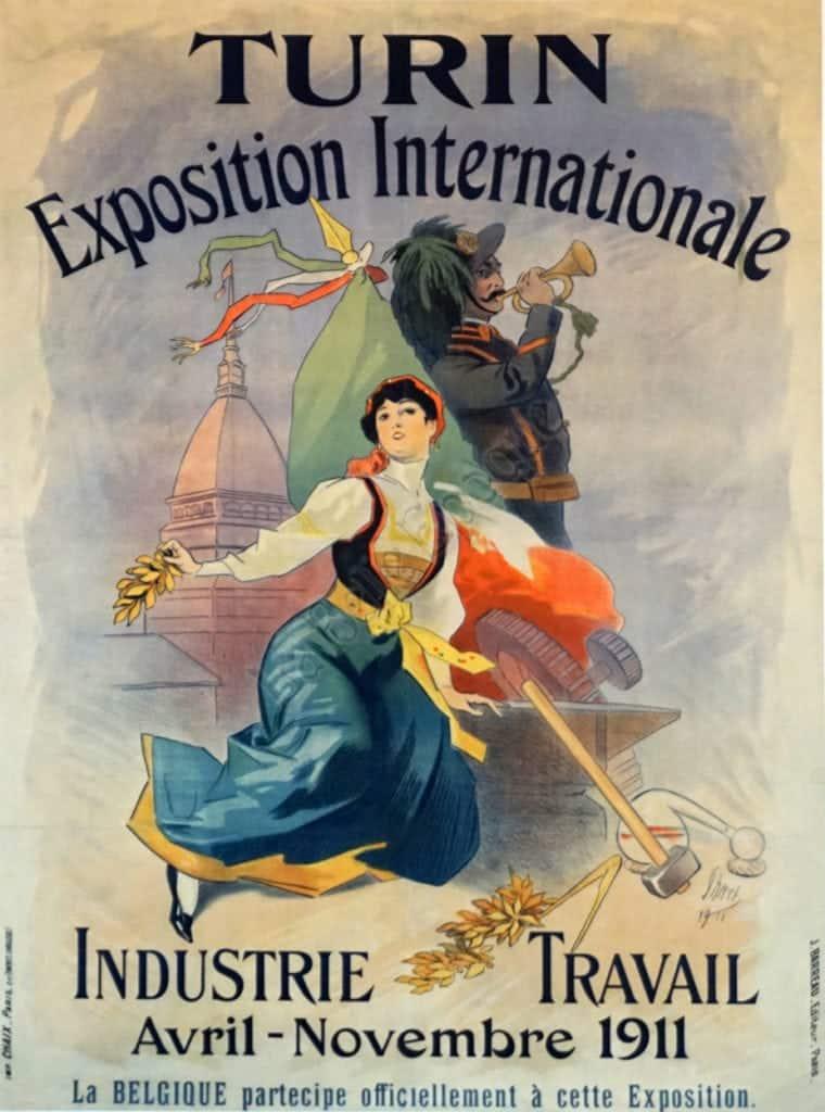 Turin Exposition Internationale
