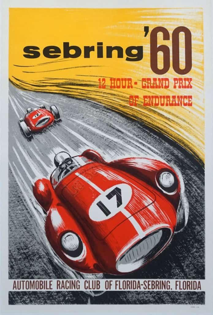 sebring '60