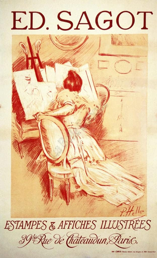 Ed. Sagot Estampes & Affiches Illustrees