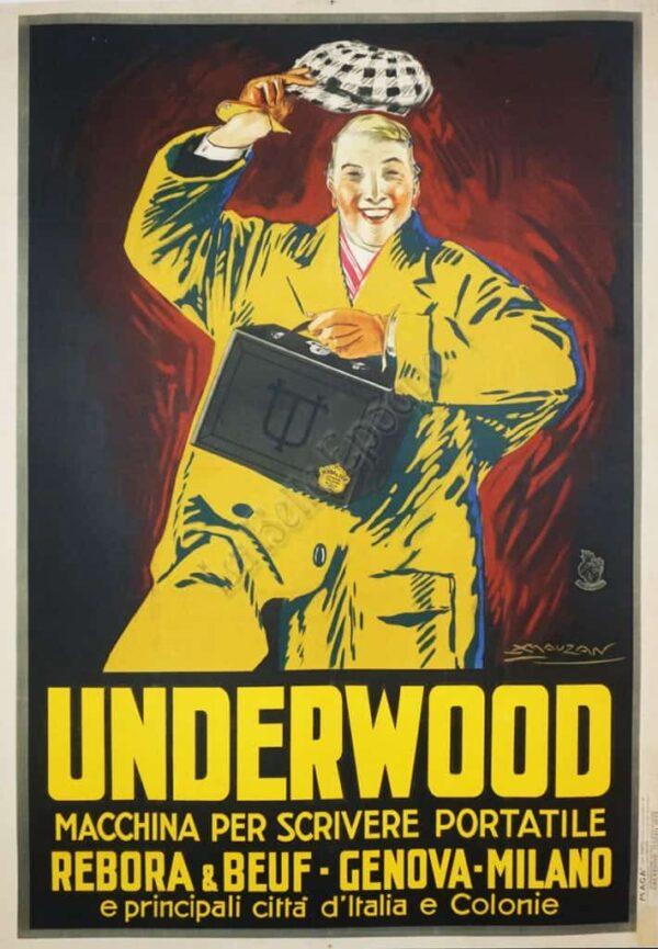 Underwood Vintage Posters