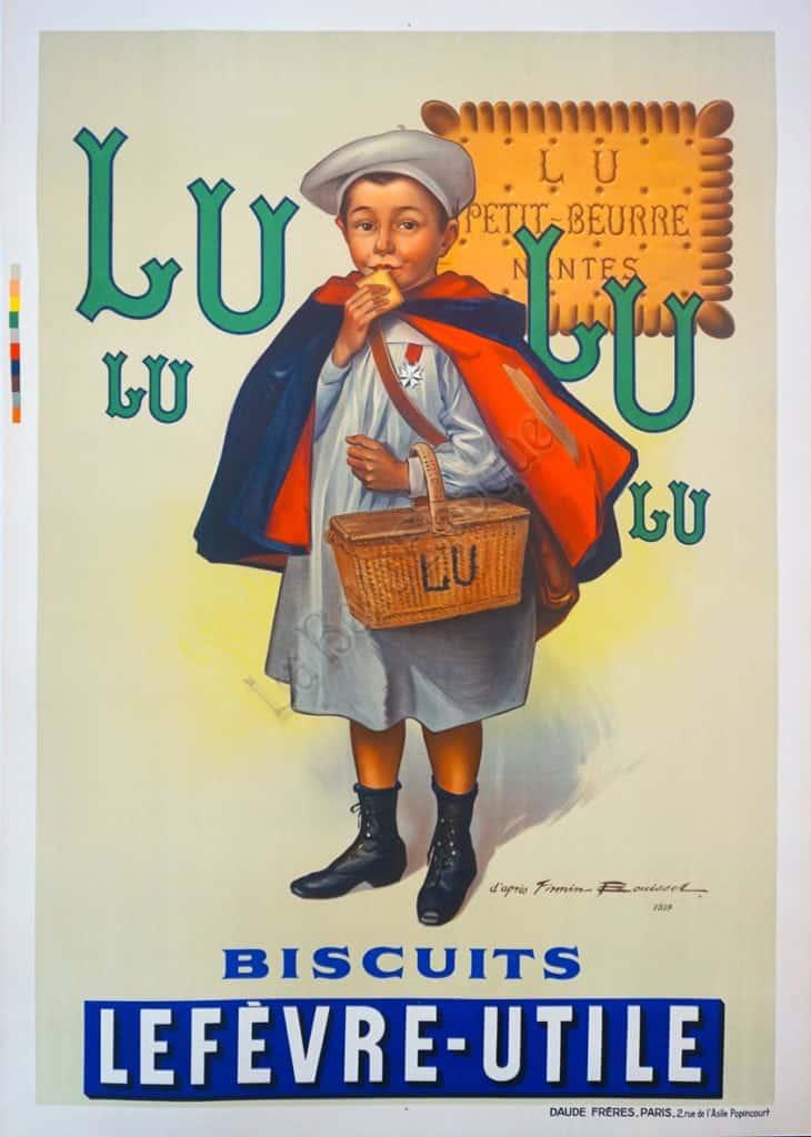 Lu Lu Vintage Posters