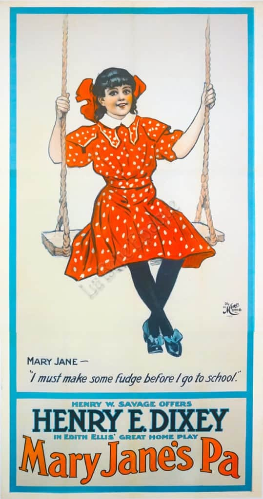 Mary Jane's Pa Vintage Posters