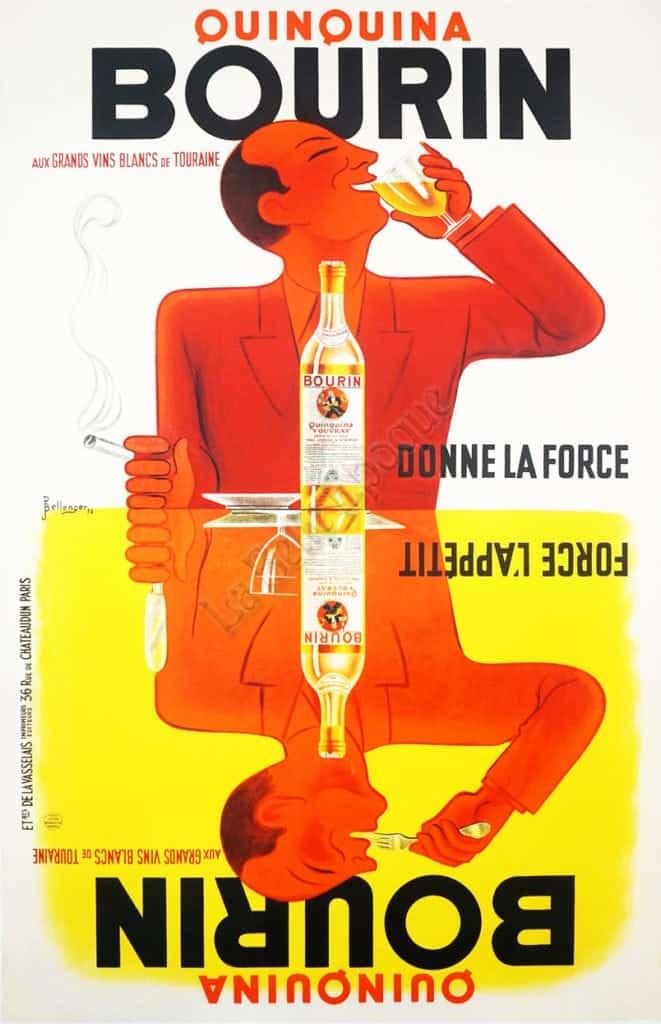 Quinquina Bourin Donne La Force