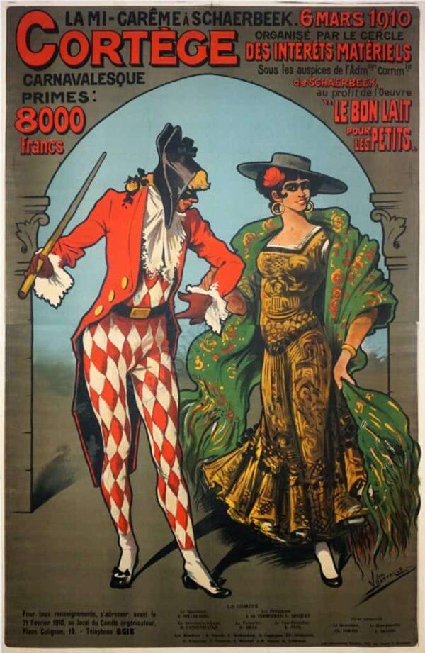 Cortege Vintage Posters