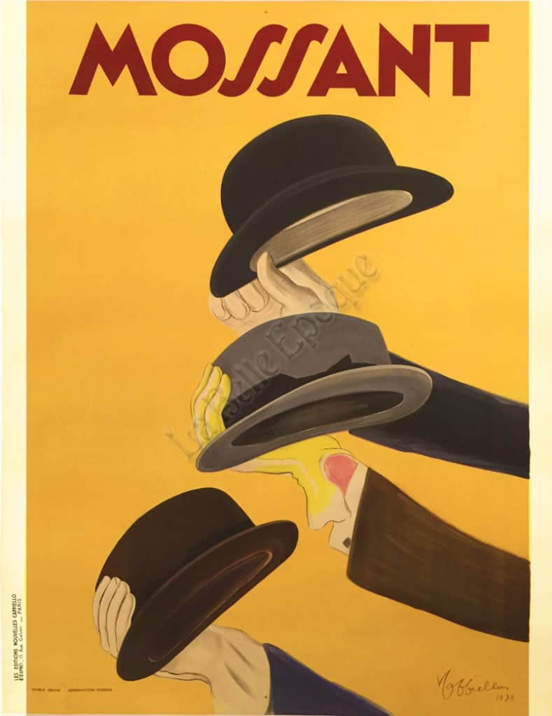 Mossant Vintage Posters