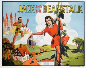 Jack and the Beanstalk Vintage Posters