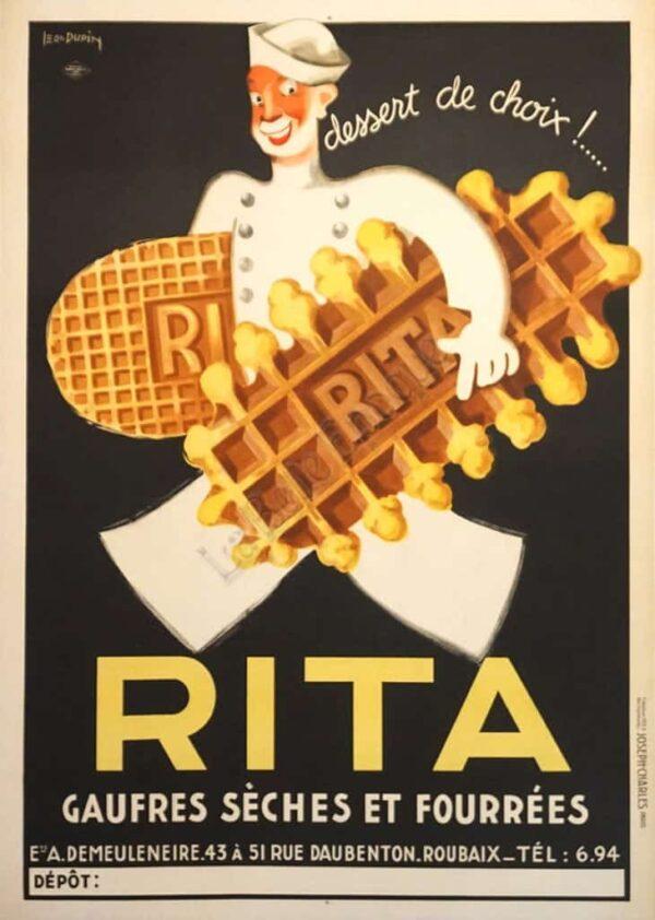 Rita Vintage Posters