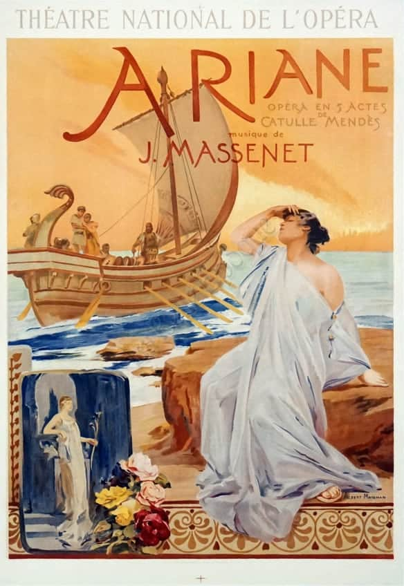 Ariane J. Massent Vintage Posters
