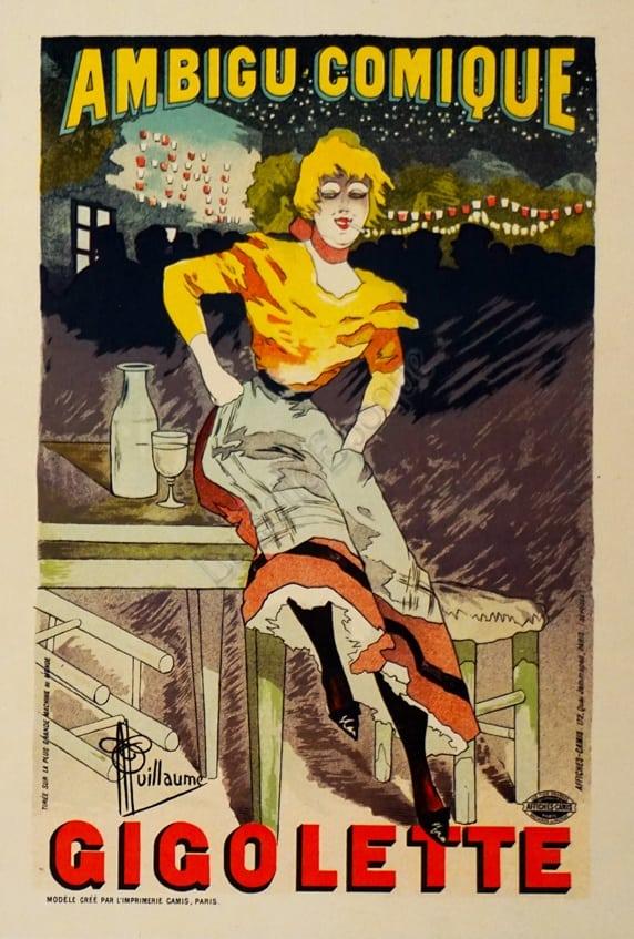 Maitre Vintage Posters