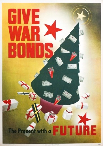 Give War Bonds
