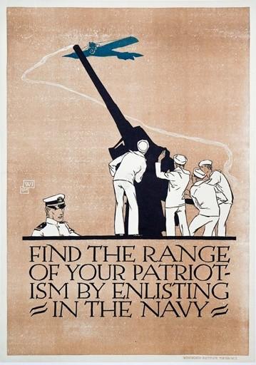 Find the Range of Your Patriotism