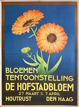 Bloemen Vintage Posters