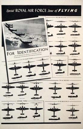 Royal Air Force Vintage Posters