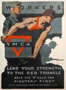 YMCA Vintage Posters