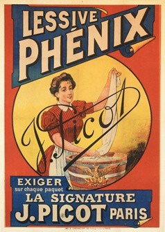 Lessive Phenix Vintage Posters