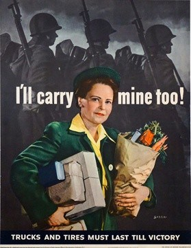 I'll Carry Mine Too! Vintage Posters