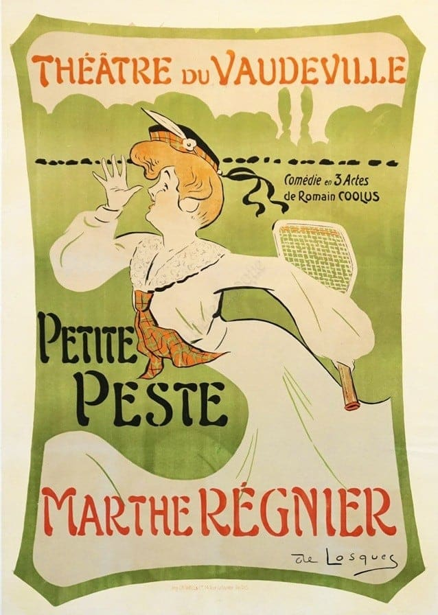 Theatre Vintage Posters