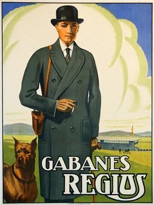 Gabanes Regius Vintage Posters